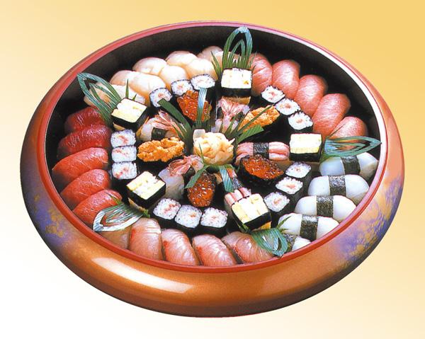 にぎり寿司盛合わせ